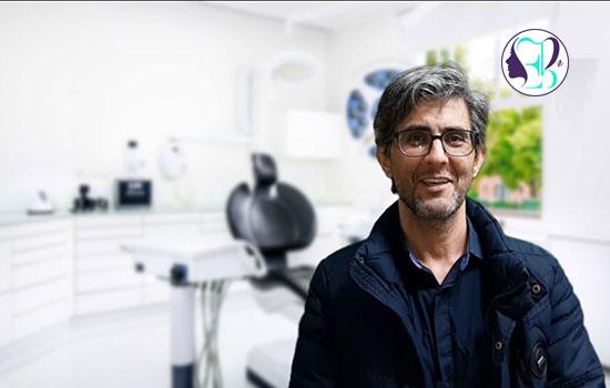 فیلم رضایتمندی بیمار ایمپلنت دندان جناب آقای اسکندری