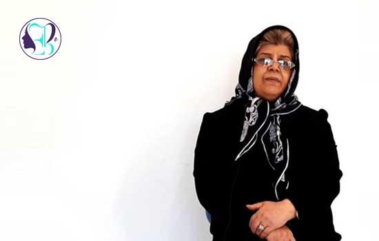فیلم رضایتمندی بیمار روکش دندان سرکار خانم ایران حسینی