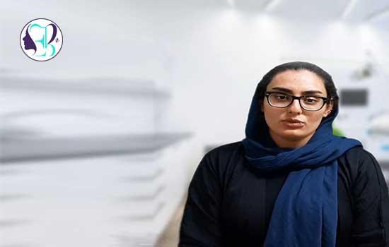 فیلم رضایتمندی سرکار خانم عاطفه محمدی کشیدن دندان عقل